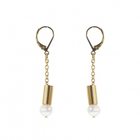 Perle PM earrings