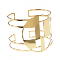 Médaille Cuff - online only