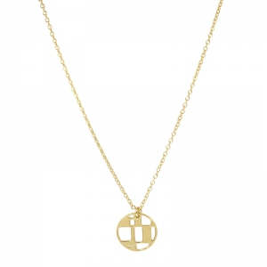 Médaille PM Necklace