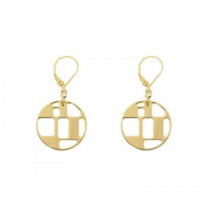 Médaille BB PM Earrings