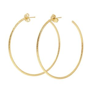 Hoops Diamantée GM