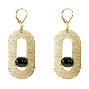New Boucle P Earrings