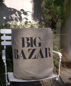 "bucket bag Very Large Size ""Big bazar"