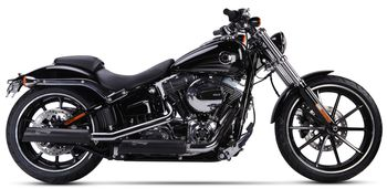 HD 1005 SB / HARLEY DAVIDSON / SOFTAIL BREAKOUT 2013-2016 SLIP ON (SUPERIEUR)