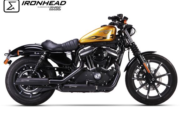 HD 1009 SB / HARLEY DAVIDSON / SPORTSTER XL 883 2014-2016 SLIP ON (SUPERIEUR)