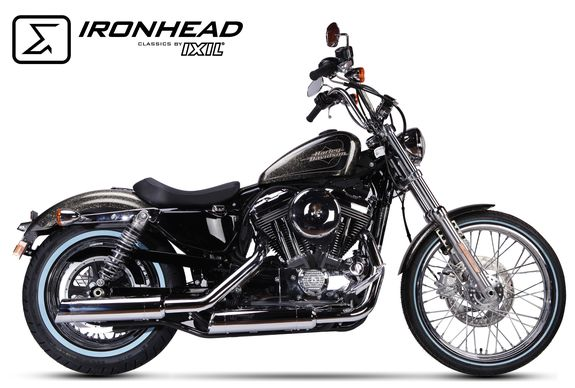 HD 1009 SC / HARLEY DAVIDSON / SPORTSTER XL 1200 2014-2016 SLIP ON (SUPERIEUR)