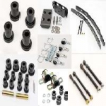 05. Train roulant / suspension  / Kit Rehausse Wrangler JK