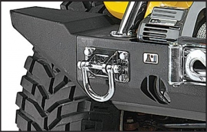 Manilles Inox Pour pare chox XHD.Jeep Wrangler JK 07-15