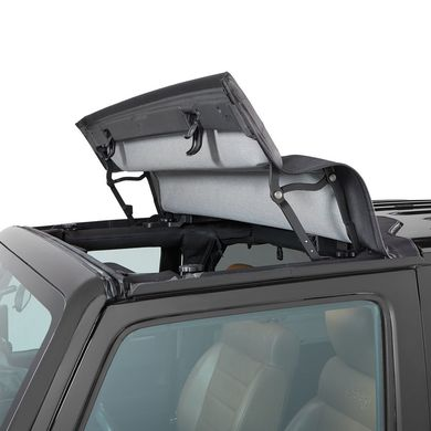 Bestop Sunrider pour Hardtop Black Diamond