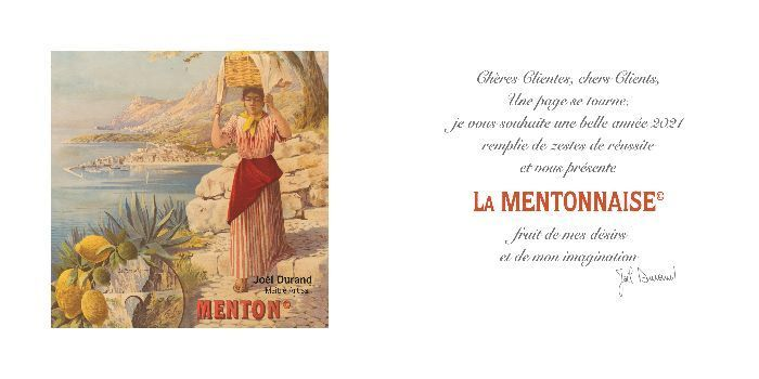 Discover the Citrus fruits from Menton jams by Joël Durand