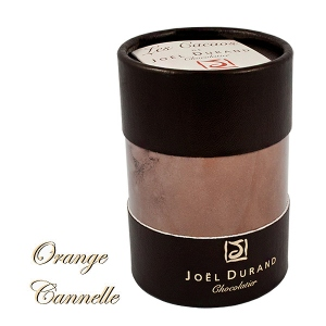 Cocoa orange cinnamon