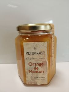 Orange douce de Menton