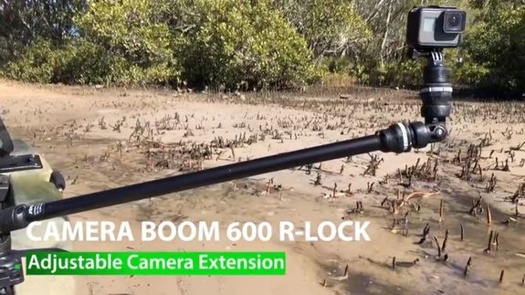 Support GoPro R-LOCK BOOM 600mm