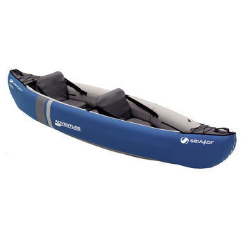 KAYAK GONFLABLE ADVENTURE PACK