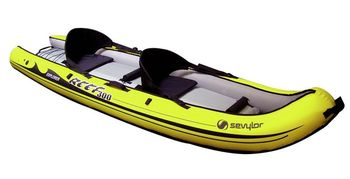 KAYAK GONFLABLE REEF 300