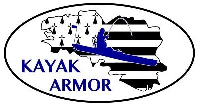 Sticker Kayak Armor