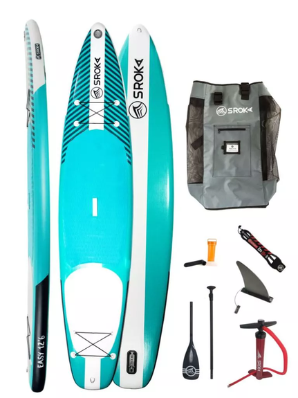 SUP pack Easy 12'6