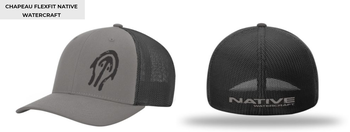 Casquette Native Water Craft