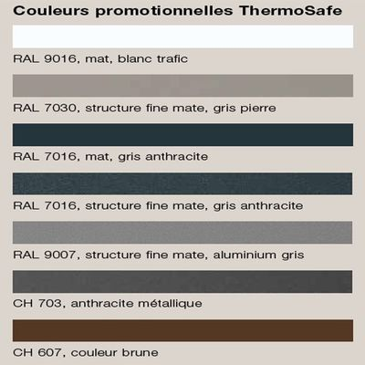 HORMANN - THERMOSAFE