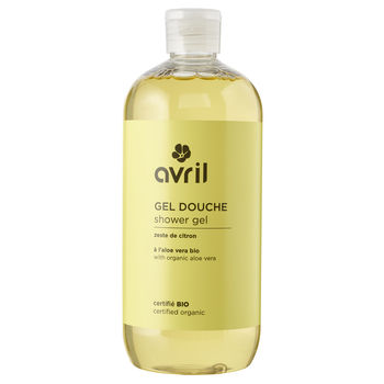 GEL DOUCHE CITRON BIO 500ML