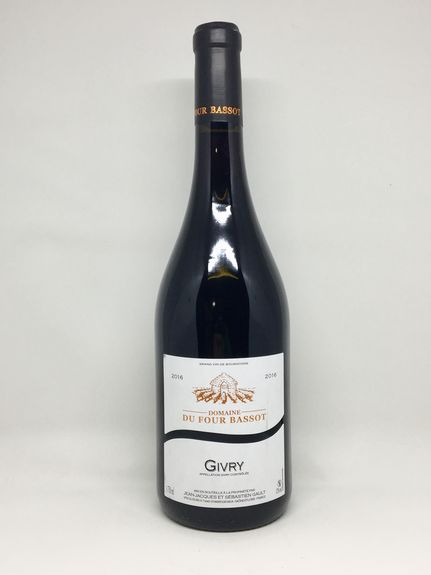 GIVRY DU FOUR BASSOT