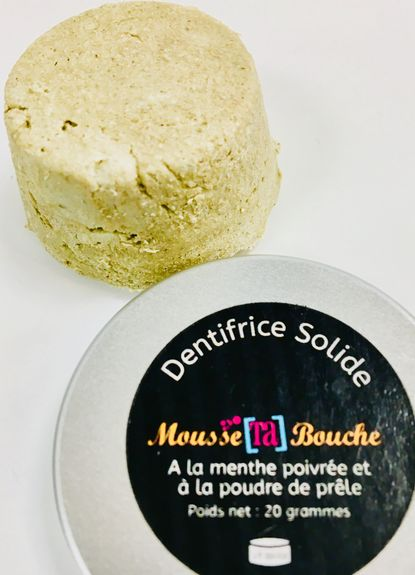 DENTIFRICE SOLIDE - RECHARGE