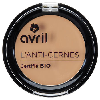 ANTI CERNES DORÉ BIO AVRIL
