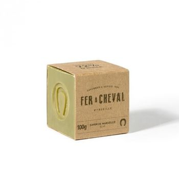 FAC CUBE OLIVE 100G