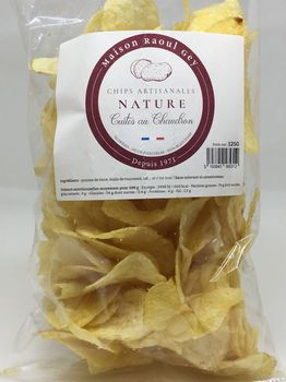 CHIPS ARTISANALES NATURES