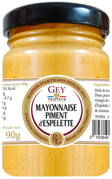 MAYONNAISE PIMENT ESPELETTE
