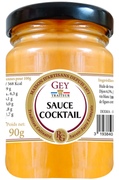 SAUCE COCKTAIL