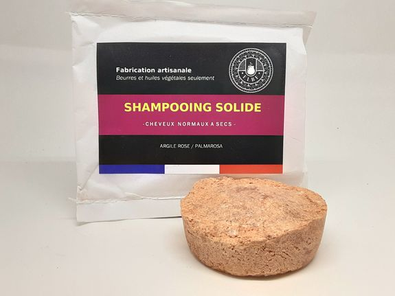 SHAMPOOING SOLIDE - CHEVEUX NORMAUX À SECS