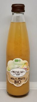 JUS MULTIFRUITS 25CL