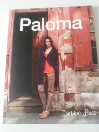 Catalogue Paloma de Debbie Bliss