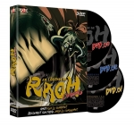 La Legende De Raoh - Integral dvd