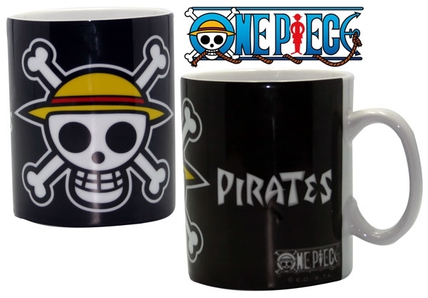 One Piece MUG Luffy pirates 460 ml ABYstyle