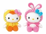 Hello Kitty Printemps peluche 15 cm Jemini au choix