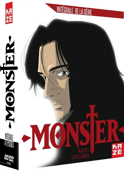 Monster - L'intégrale Edition Slim dvd