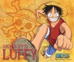ONE PIECE - Tapis de souris - Monkey D. Luffy ABYstyle