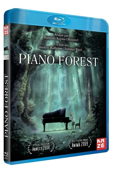 Piano Forest - Film Blu-ray