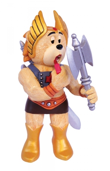 Bad Taste Bears statuette She-Man MOTU He-Man Musclor
