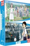 Summer Wars + La Traversée du Temps - Coffret 2 films Blu-ray