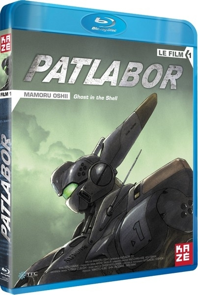 Patlabor - Film 1 Blu-ray