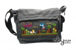 SONIC - Sac Besace Green Hills Level Grand Format ABYstyle