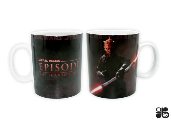Star Wars - Mug 460 ml - Darth Maul Porcelaine Abystyle