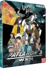 Patlabor - Film 3 blu-ray