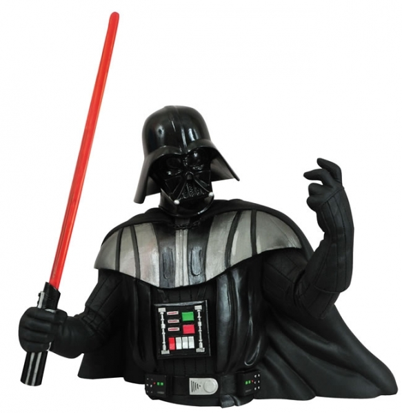 Star Wars Darth Vader buste tirelire Diamond Select