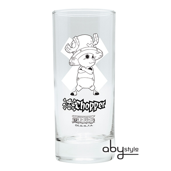 One Piece - Verre Tony Tony Chopper Abystyle
