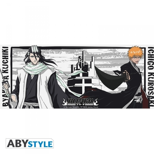 Bleach Mug 460 ml – Byakuya Vs Ichigo Porcelaine Abystyle