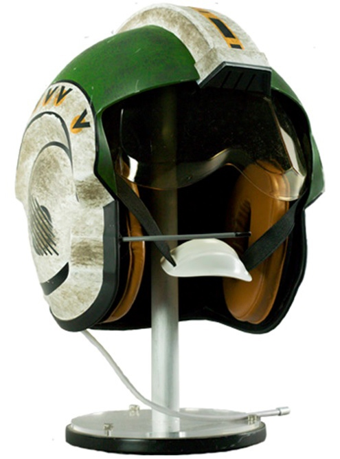 Star Wars ESB Wedge Antilles X-Wing pilot helmet Efx Collectibles